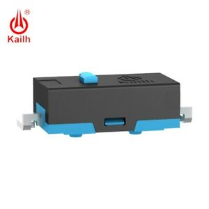 6pcs Kailh Mini Micro Switch with 5,000,000 Cycles Mechanical Life,60+-20 gf