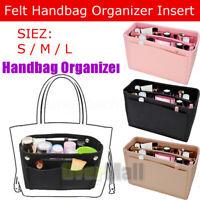 Multi-Pocket Felt Bag Organizer Insert Purse Organizer For LV Speedy Neverfull