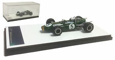 Brabham Repco Bt19 British Gp 1966-Jack Brabham World Champion 1/43 Escala