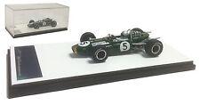 BRABHAM REPCO BT19 BRITISH GP 1966-JACK BRABHAM campione del mondo scala 1/43