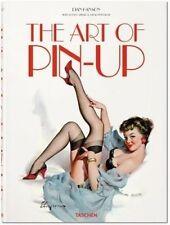 The art of pin-up by Sarahjane Blum, Louis K. Meisel, Dian Hanson (Hardback, 2014)