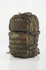 US Army Assault Pack Rucksack BW Bundeswehr Flecktarn 30l Kampftasche Packtasche