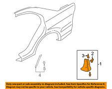 MITSUBISHI OEM 99-03 Galant Exterior-Stone Deflector Guard Right MR358914
