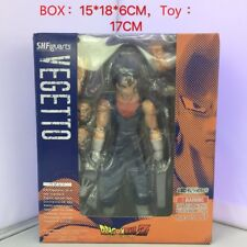 Dragon Ball Z Vegetto Toy Model Vegeta Son Goku Super Saiyan Action Figure