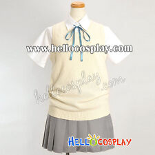 K-On Cosplay School Girl Summer Uniform H008
