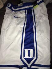 Duke Blue Devils Nike Limited On Court Basketball Shorts XL