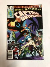 Marvel Spotlight (1980) # 9 (Fine) | Captain Universe | 1st Appearance Mr. E