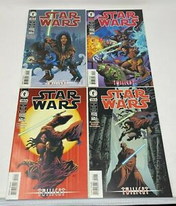 Dark Horse Comics Star Wars Twilight 19-22 Aayla Secura First Appearance