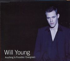 Will Young / Anything Is Possible - Evergreen