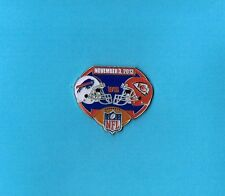 Buffalo Bills November 3, 2013 Game vs Chiefs NFL Football Lapel Hat Pin