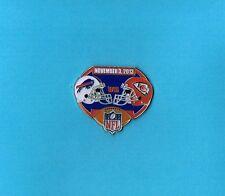 Buffalo Bills November 3, 2013 Game vs Chiefs NFL Football Lapel Hat Pin