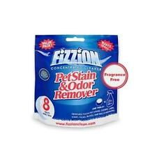 Fizzion Pet Stain & Odor Remover Cleaner 8 Tablet FRAGRANCE FREE Makes 8 Refills