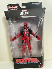 "Marvel Legends Deadpool 6"" Figure Sasquatch BAF New In Box"