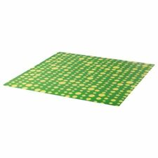 Lots 4 IKEA Green & Yellow bubbles Place-mats - New with tags - From CA