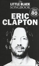 ERIC CLAPTON LITTLE BLACK SONGBOOK Guitar