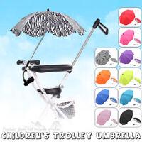 Kids Baby Pram  Umbrella Pushchair Parasol Universal Stroller Buggy Sun Shade