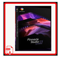 For WINDOWS Pinnacle Studio Ultimate Multilingual 23 + License Key🔑 2020✅