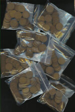 Canada King George V 1920-1936 Small Cent Pennies Lot of 50 Random Pieces 1 Bag