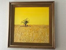 DUANE ARMSTRONG 1974 Original Signed Oil Painting *PRICE REDUCED*