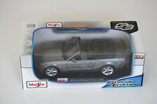 Maisto 2010 Ford Mustang GT Convertible Diecast Vehicle 1 18
