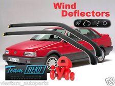 VW PASSAT B3 / B4  05/88 - 1996 Wind deflectors  2.pc HEKO 31113