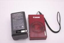 Canon PowerShot ELPH 520 HS / IXUS 500 HS 10.1MP Digital Camera - Red