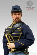 "SIDESHOW Exclusive US CAVALRY 6th MICHIGAN 1/6 SCALE FIGURE 12"" in Civil WAR"