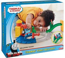 Thomas & Friends - Thomas First Delivery - 18 Months+ - Fisher Price BCX80