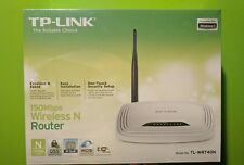TP-LINK150Mbps Wireless N Router with QSS WDS