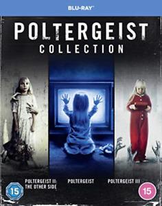Poltergeist 1-3 BLU-RAY NEUF