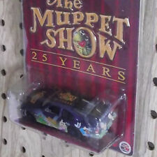 1/64 Action NASCAR Diecast _ 2002 MUPPET SHOW 25th ANNIVERSARY RACE EVENT CAR