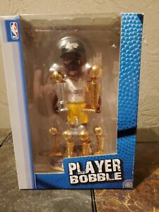 Forever Collectibles KOBE BRYANT LOS ANGELES LAKERS 6 TROPHIES BOBBLEHEAD