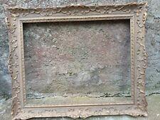 Cadre en bois style LXV 61,9 x 47,9 cm dans feuillure proche PAYSAGE 12