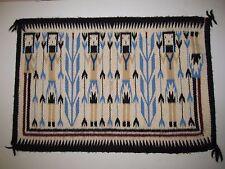 Navajo Rug - YEI style - 15 inches x 22 inches - handmade in Arizona (#57)