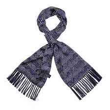 Men's 100% Silk Scarves