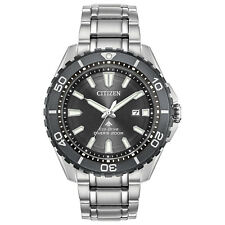 -NEW- Citizen Promaster Diver Eco-Drive Watch BN0198-56H