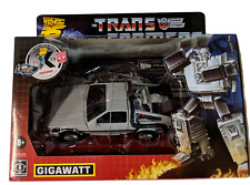 Transformers Generations Collaborative: Back to the Future Mash-Up Gigawatt MISB