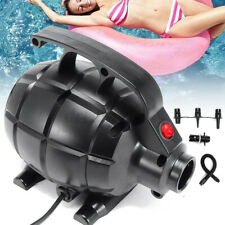 Electric Pump Inflatable Air Mattress Bed Pool Lounger Sleeping Couc