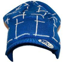 New York Islanders Reebok Retro NHL Knit Billed Hockey Hat Beanie Toque