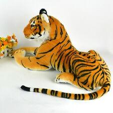 New Lifelike Tiger Plush Animal Doll Children Kids Simulation Stuffed Toy