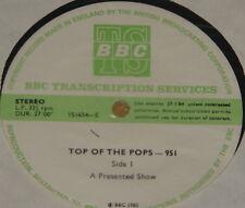 ECHO BUNNYMEN U2 WHAM KAJAGOOGOO DIRE STRAITS LEVEL 42 BELLE STARS ~ BBC LP 1983