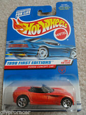 HOT WHEELS 1998 FIRST EDITIONS 35/40 DODGE CONCEPT CAR