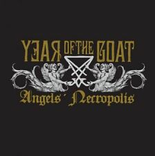 YEAR OF THE GOAT - Angels' Necropolis (NEW*SWE OCCULT ROCK/METAL*LIM.ED.DIGI)