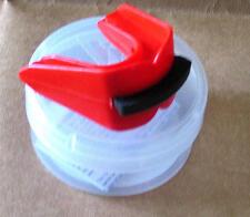 PARADENTI RED DOPPIO DOUBLE GUM SHIELD BOXE KICKBOXING KICK KARATE THAI SAVATE
