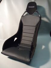 Caterham Tillet Seat Pads in black leather