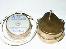 Crouzet 24 volts AC #82342 Gear Motor 90 rpm- 4mm shaft 24VAC