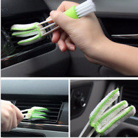 1X Mini Clean Car Indoor Air-condition Brush Tool Car Care Detailing For all car