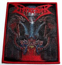 DISMEMBER   WOVEN PATCH