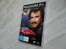 MAGNUM P.I. THE COMPLETE FIRST SEASON 1 - REGION 4 PAL - 6 DISC DVD SET