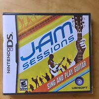Nintendo DS Jam Sessions (NEW)